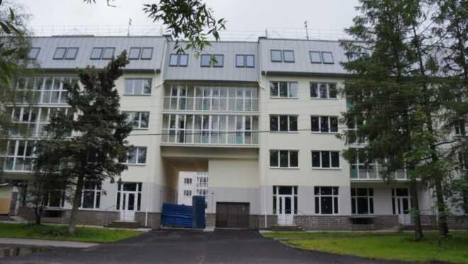 ЖК Старопетергофский